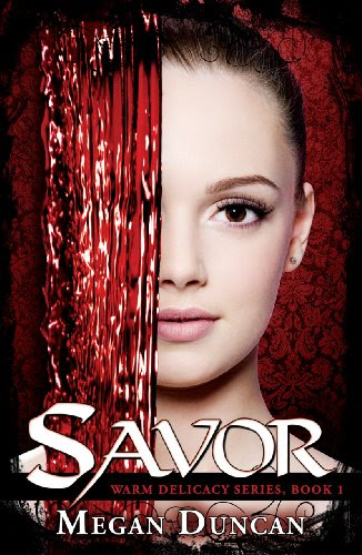 Savor, a Paranormal Romance (Warm Delicacy Series, Book 1) by Megan Duncan