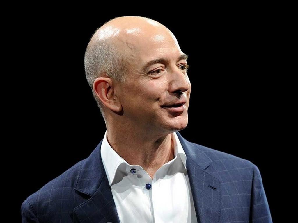 Amazon CEO Founder Jeff Bezos.