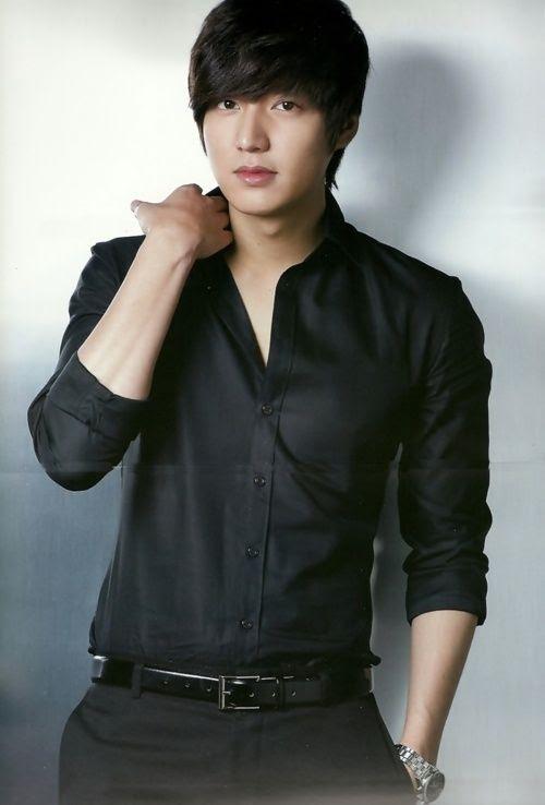 Foto Lee Min Ho dalam berbagai gaya 2