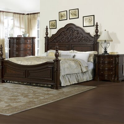 Pulaski Cassara Panel Bed | Wayfair