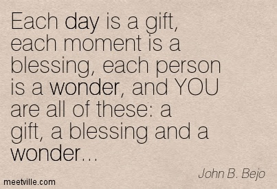 Life Is A Gift Of Allah Blessing Quote Quotespicturescom