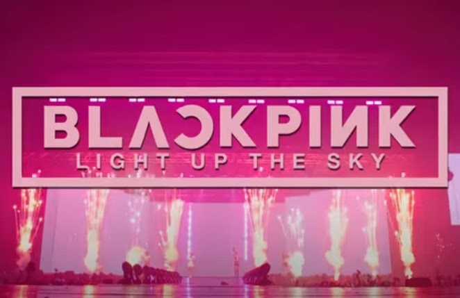 Blackpink Light Up The Sky Netflix Movie Trailer