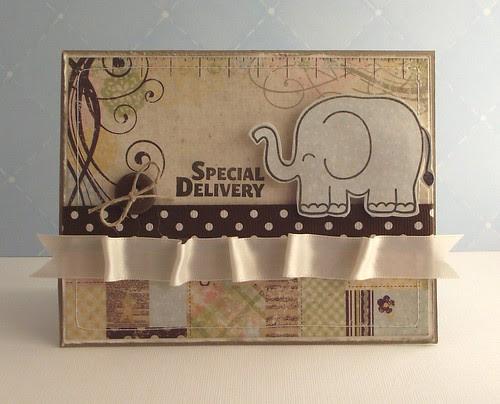 Sweet lil elephant