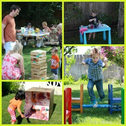 Creative backyard ideas for kids