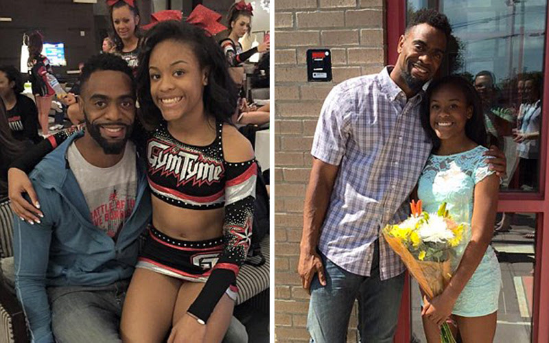 Image result for tyson gay daughter 2016