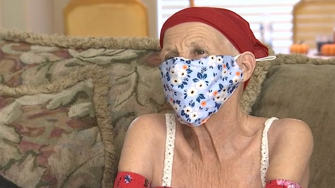 TREND ESSENCE: Arizona woman battling cancer receives act of kindness from stranger: 'Best thing that's happened'