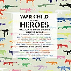 War Child Heroes album cover