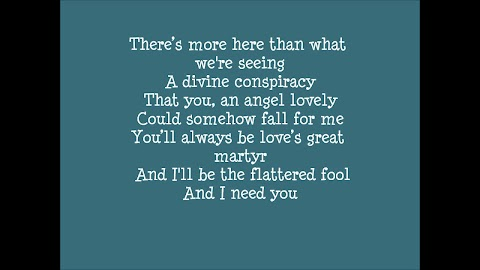 Blake Shelton God Gave Me You Lyrics