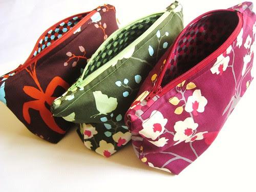 Joel Dewberry make up bags