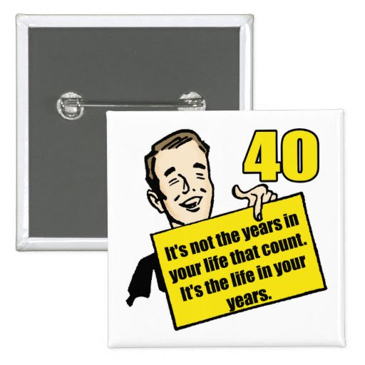 personalise 40th birthday gifts for a family member or friend with our ...