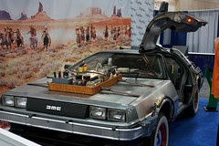 Back To the Future Part III DeLorean