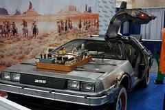 Back To the Future Part III DeLorean