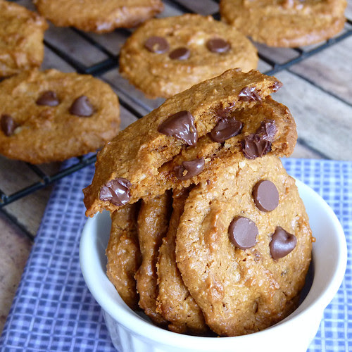 Ashley's Flourless Cookies