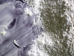 Mantequilla en el fondo  del molde