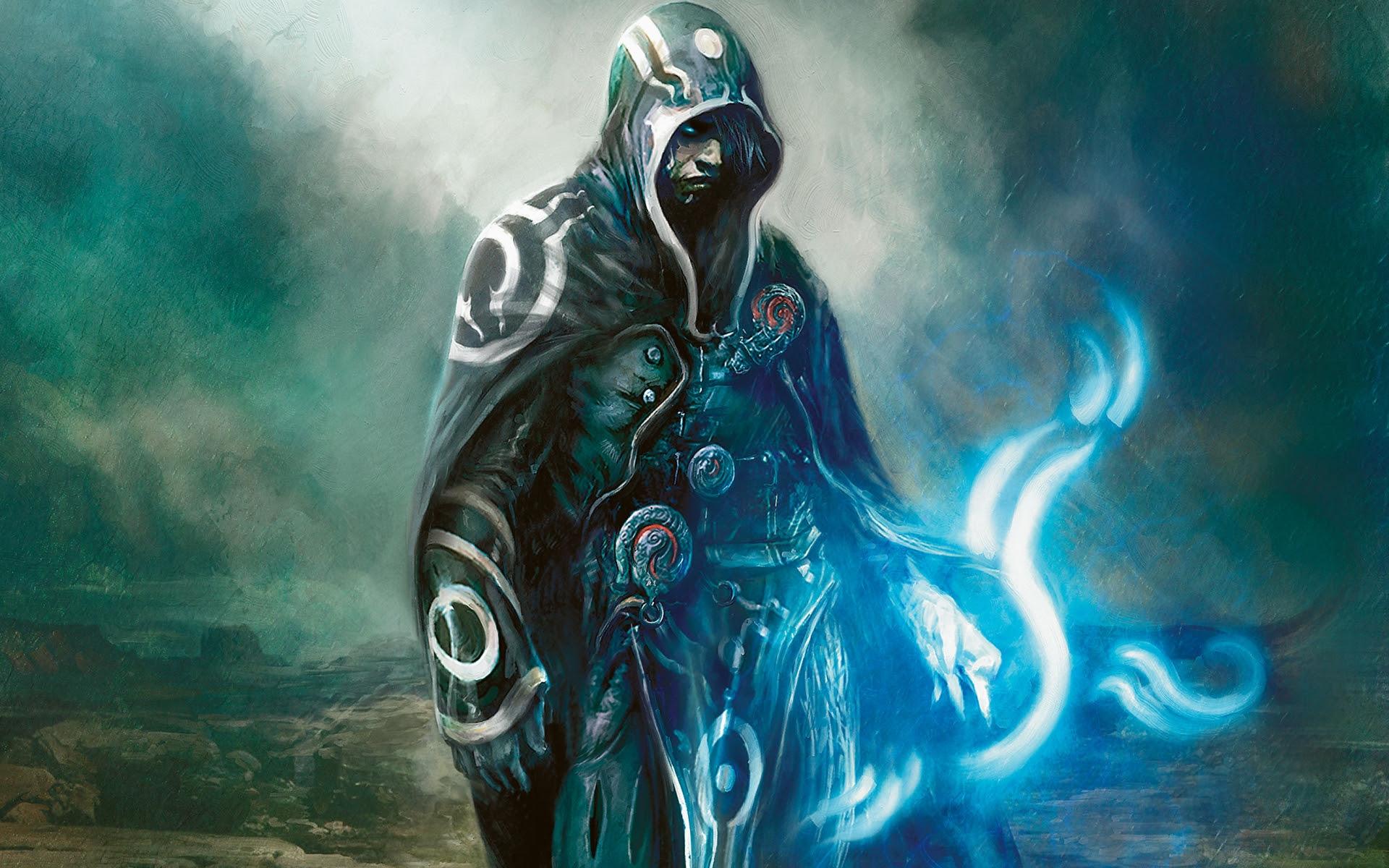 Magic Gathering Jace
