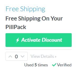 pillpack disccount coupon