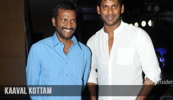 Vishal-Suseenthiran movie titled 'Kaaval Kottam'