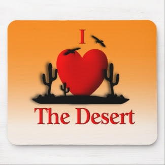 I Heart The Desert