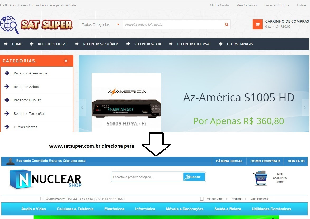 SATSUPER.COM.BR NOVO GOLPE NA PRAÇA CUIDADO