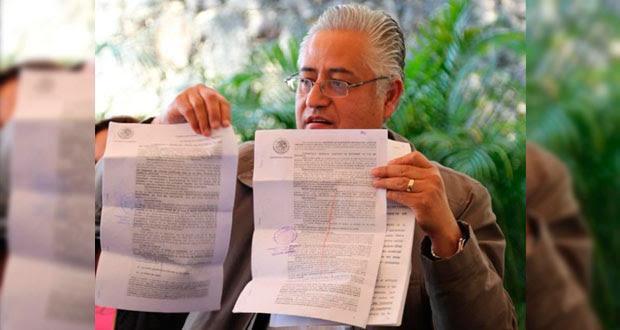 Reaparece rector de UAEM acusado de peculado