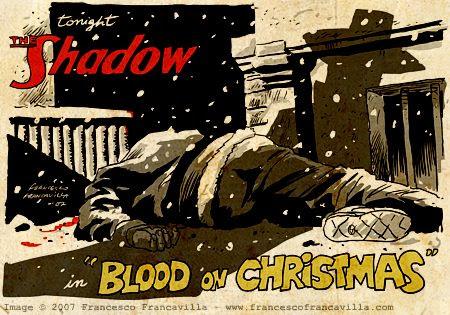 Blood on Christmas