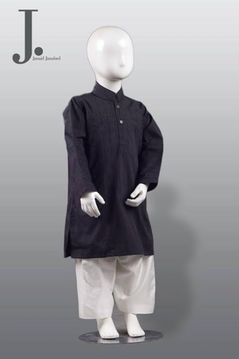 Kids-Child-Wear-Kurta-Shalwar-Kameez-New-Fashionable-Clothes-Collection-2013-by-Junaid-Jamshed-7