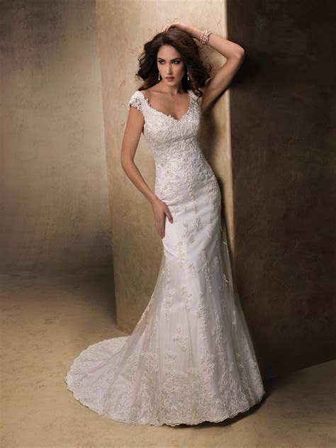 Maggie Sottero Wedding Dresses   Style Violet 13633 2013