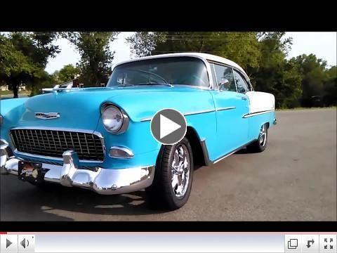 Somernites Cruise 1955 Chevy Raffle Car