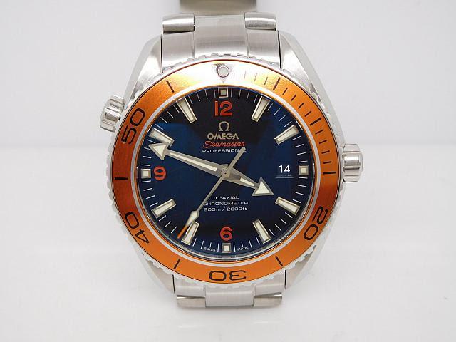 Replica Omega Planet Ocean Watch Orange
