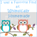 Whimsically Homemade