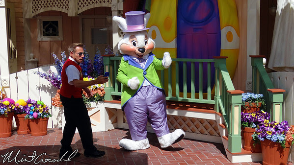 Disneyland, Easter, Easter Bunny, Limited Time Magic