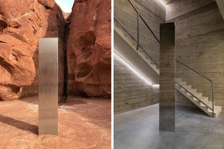 TREND ESSENCE:Did John McCracken Make That Monolith in Utah?