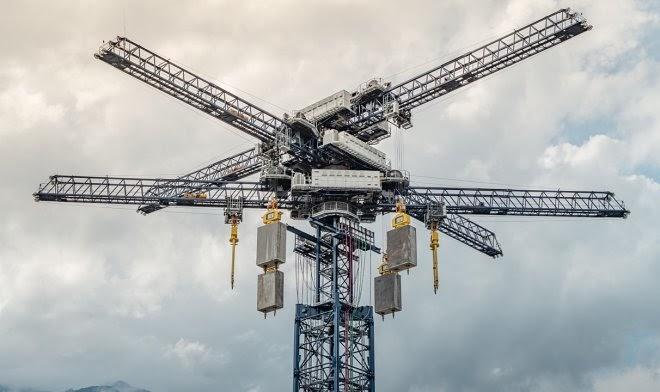 Швейцарский стартап привлек $100 млн для создания хранилища энергии из гигантских кирпичей