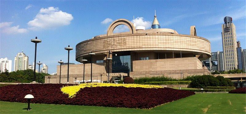 上海博物館。(取自鳳凰藝術)