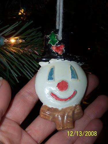Kate's snowman