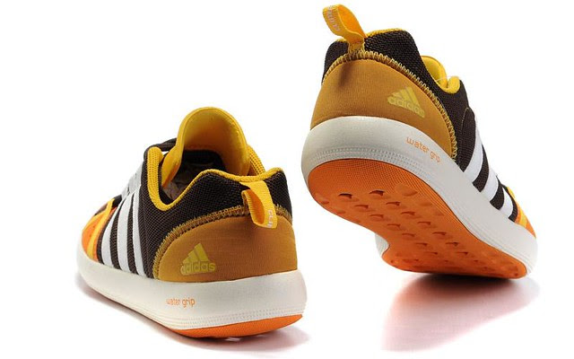 Adidas-Water-Grip-Shoes-Women-brown-white-yeloow_3