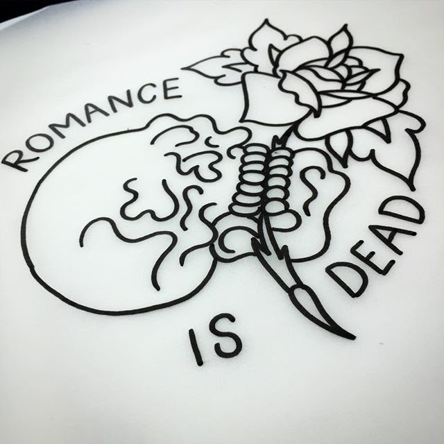 Available To Tattoo Full Colour Or Black And Grey Rvltattoocom For