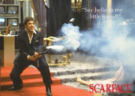 Scarface Quotes Quotejive