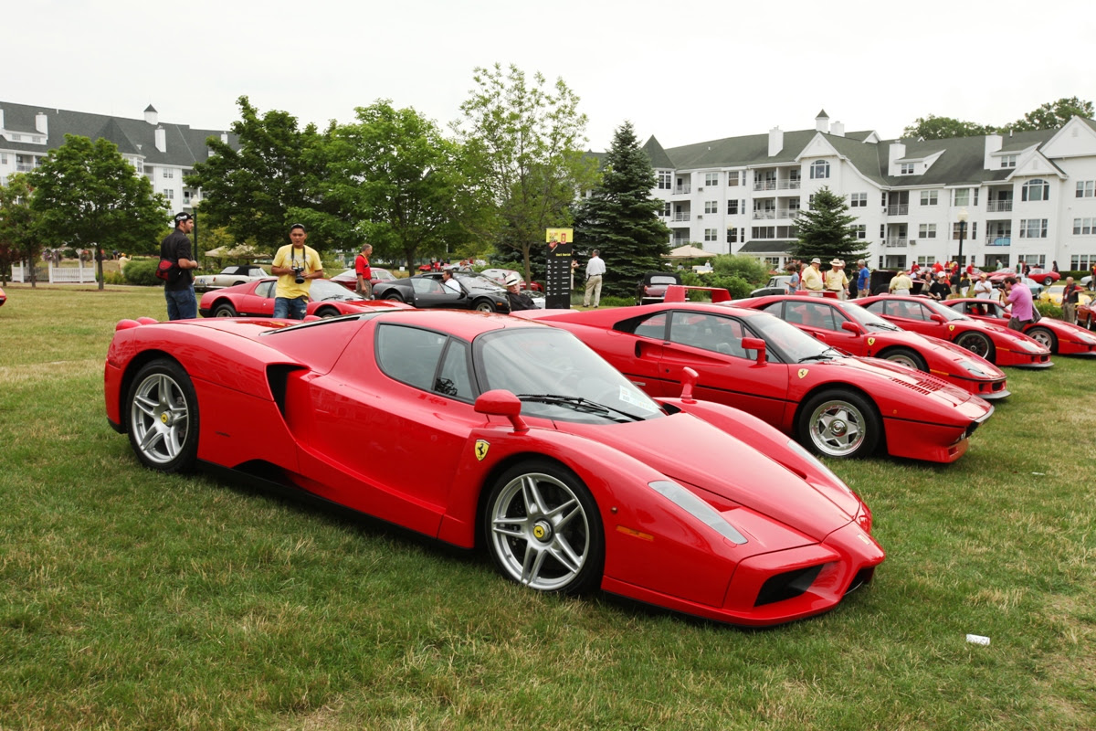 Vwvortexcom Ferrari Club Of America 2013 International