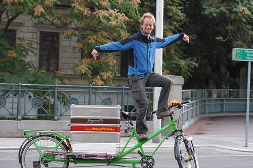 Wolfgang Hoefler, Maderna Cycle Systems Truck