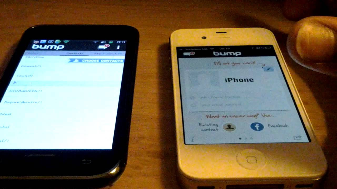 Transfer Phone contacts, images and videos from Android phone to Iphone 4S (No Cables).mp4.mp4 ...