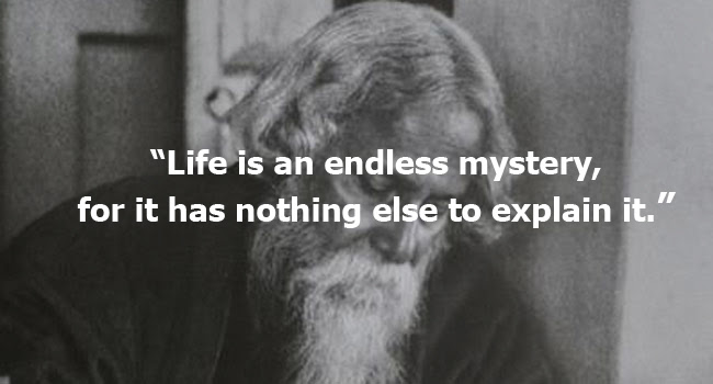 Best Inspirational Quotes By Rabindranath Tagore