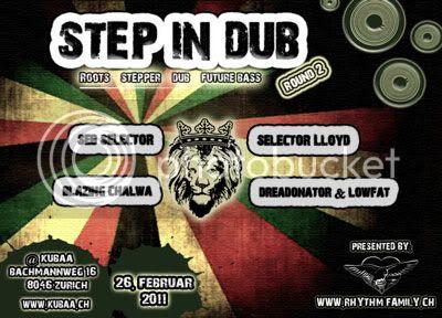 Step In Dub