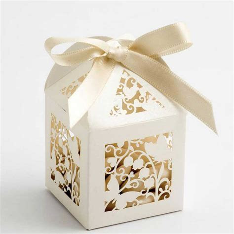 Wedding Favour Boxes   Wedding Paraphernalia
