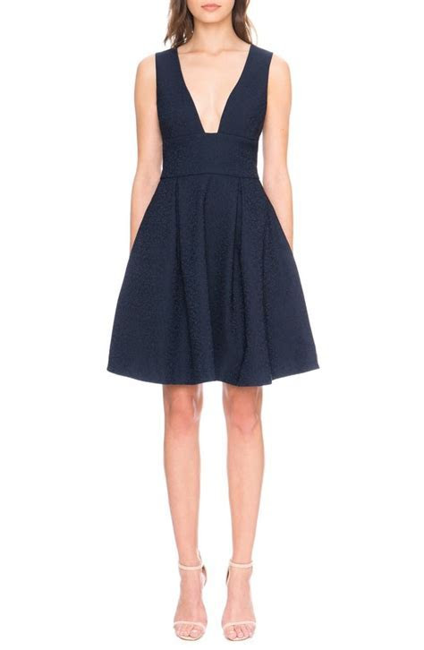 Keepsake the Label Shake Up Fit and Flare Dress ($170