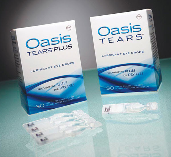 Oasis Tears Eye Drops Packaging 30+ Beautiful Examples of Medicine Packaging Designs For Inspiration