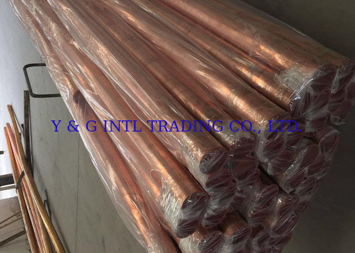Seamless Welded Copper Alloy Tube 0 3 9mm Thickness Astm B280 68 C12200