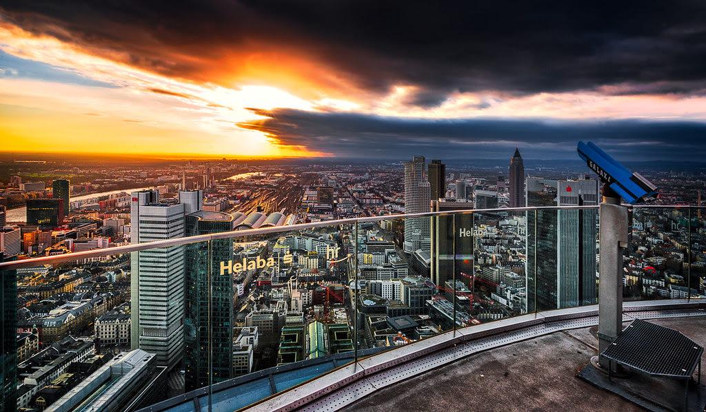 Main Tower | Frankfurt am Main, Germany