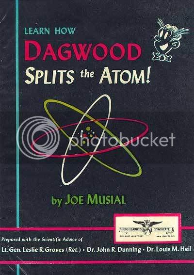 Learn How Dagwood Splits The Atom!