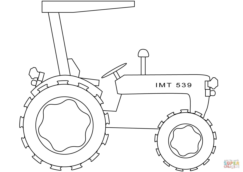 Kleurplaten Tractor Met Kar.Tractor Kleurplaat Peuter Krijg Duizenden Kleurenfoto S Van De Beste